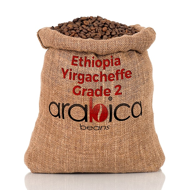 Ethiopia Yirgacheffe Grade 2 1